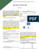 Formato IEEE de informe