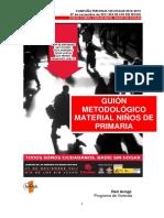 Guía metodológica niños