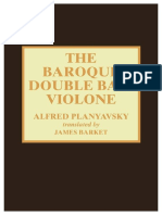 Alfred Planyavsky - The Baroque Double Bass Violone.compressed