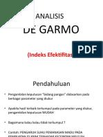 DE-GARMO