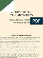 El Imperio Del Tahuantinsuyo