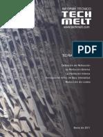 Techmelt Informe Tecnico a4 Es Enero 2011