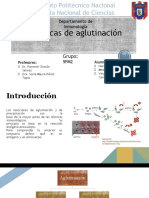 Inmunología aglutinación