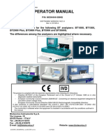 BioTechnica OperatorManualsSW21.0