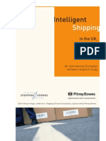 Intelligent Shipping in the UK, Germany & Benelux