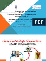 HACIA UN PSICOLOGIA INDEPENDIENTE.pptx