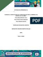 Evidencia 6 Ejercicio práctico Presupuestos para la empresa LPQ Maderas de Colombia.docx