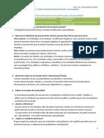 Cuestionario 8. Derecho Internacional Pr