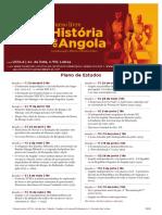 Curso Livre Historia de Angola