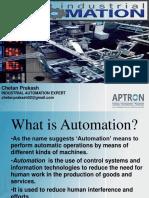 automation ppt APTRON.pptx