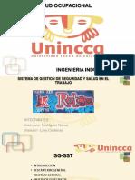 Plantilla Para Presentacion Sustentaciones Unincca