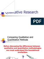 Qualitative Research 1