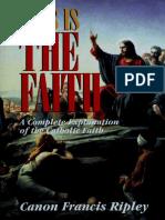 This is the Faith - Francis J. Ripley