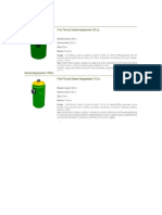 Artefactos Aguas Servidas