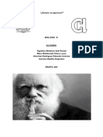 ¿Darwin Se Equivocó?