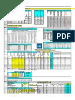 Mix Design Standard Format 2017