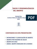 aspectos médicos y epidemiológicos del aborto
