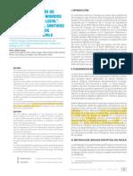 Criterios de Diseño de Espacios Publicos Basados en La Sensibilidad Local