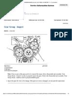 Gear Group Frt Inspect