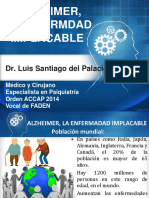 Alzheimer, La Enfermedad Implacable