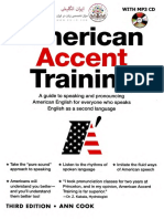 American Accent Training 3rd Edition Book