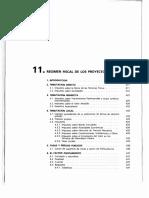 11. Regimen Fiscal de Los Proyectos Mineros