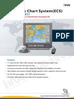 HM-5817 Electronic Chart System %28ECS%29