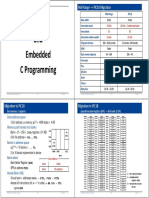 pic18 and Embedded c