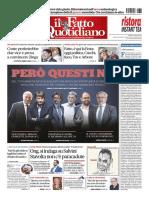 Il Fatto Quotidiano 30 Agosto 2019