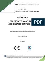 polon4200 installation manual