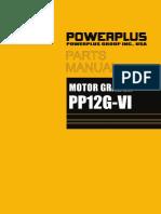 Powerplus Pp12g-Vi Parts Manual