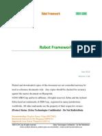 User Guide RobotFramework