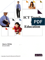 Ict trends in education
