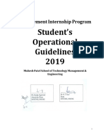 MIP Student Guidelines 2019 (1)
