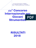 Risult at i 2018