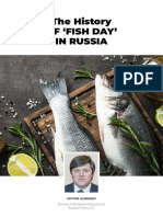 The History of 'Fish Day' in Russia