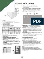 Istruzioni Freezer whirlpool WH1411 A+E