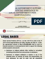 Ppt_lgsf-fa to Lgus Lbc No. 119