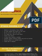Interior Designers in Powai - Decor My Place