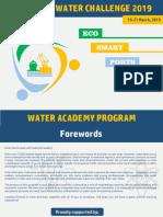 IWC 2019 Program Booklet