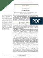 Adrenal Crisis NEJMra1807486.pdf