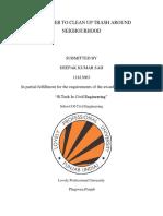 Deepak Kumar Sah 11813063 Cdp Report