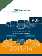 OEG Katalog 2013-14