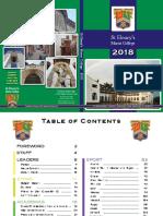 St Henry's 2018 Magazine