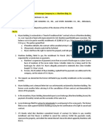 Case Digest 12 Luzon Brokerage vs Maritime Bldg
