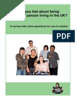 2017-09-19 - LGBT Survey Easy Read