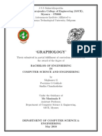 Graphology Maysoor Project Report