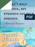 4th Class G.S Book Part-1
