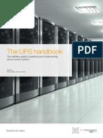 UPS handbook