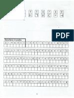 Claves WISC Busqueda de Simbolos